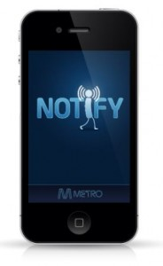 Notify update