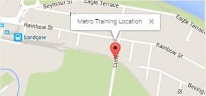 Metro QR Map